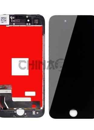LCD дисплей (экран) для Apple iPhone 7 Plus черный/black TianMa