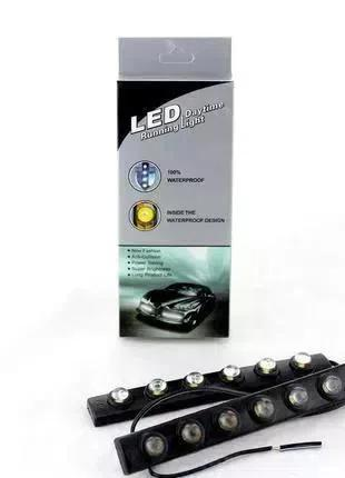 ДХО(дневные ходовые огни) гибкие светодиодные