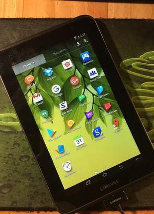 Планшет Samsung Galaxy Tab 2 7.0 GT-P3110 (серый)ХОРОШЕЕ сост....