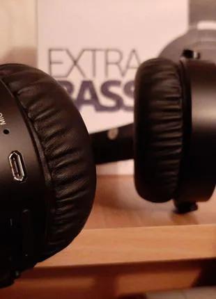 Беcпроводные наушники Sony XB650BT