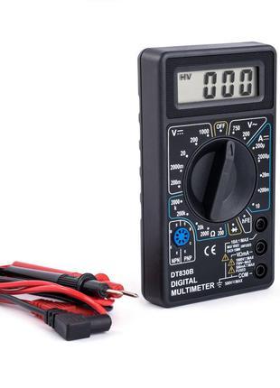 Цифровой мультиметр DT830B универсальный