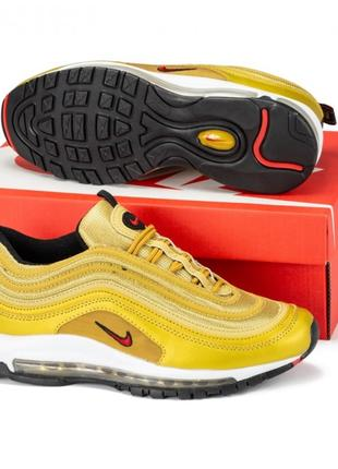 Nike AirMax 97 золоті