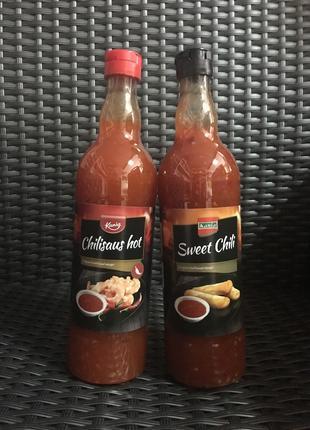 Соус чілі Kania chili