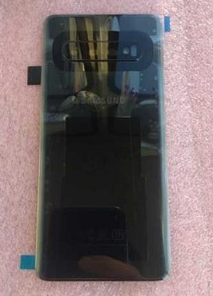 Задняя крышка Samsung SM-G973 Galaxy S10 Black Service Pack