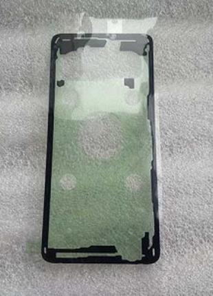 Скотч адгезив задней крышка для Samsung SM-G973 Galaxy S10 ориг
