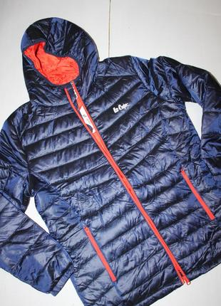 Новая куртка- пуховик  размер л