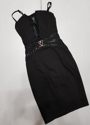 Шикарное платье размер хс ( 38)