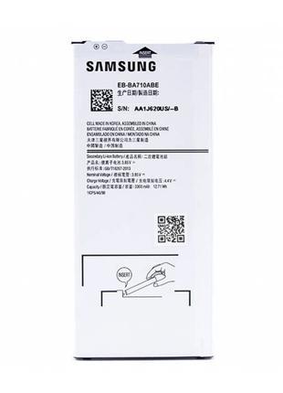 Аккумулятор Samsung A710 / EB-BA710ABE оригинал ААА