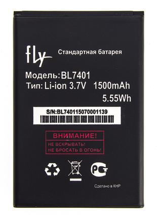 Аккумулятор Fly BL7401 / IQ238 оригинал ААAA