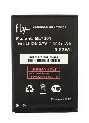Аккумулятор Fly BL7201 / IQ445 оригинал ААAA