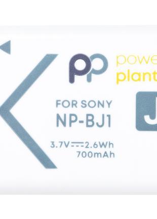 Аккумулятор PowerPlant Sony NP-BJ1 700mAh