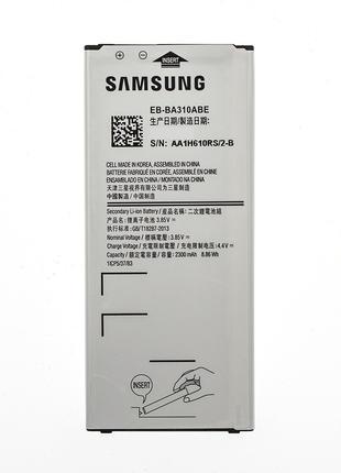Аккумулятор Samsung A310 / EB-BA310ABE оригинал ААA