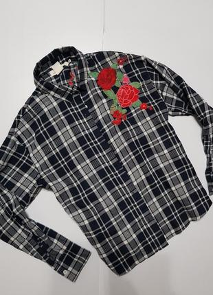 Классная рубашка размер хс