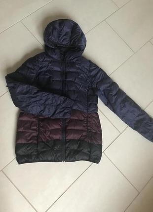 Пуховичек куртка демисезонная ellen amber размер s