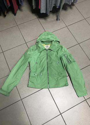 Ветровка куртка фирменная оригинал ralph lauren размер м