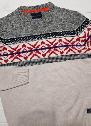 Мужской свитер размер л
