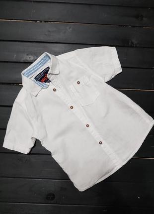 Рубашка на мальчика 4 года