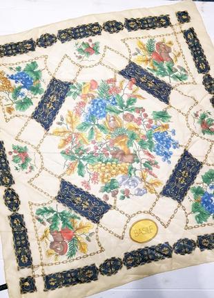 Шелковый платок , италия basile