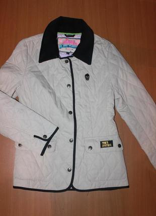 Стеганая женская куртка размер м