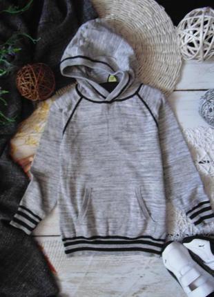 4-6лет.модное худи вязка свитер h&m
