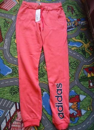Мягкие флисовые штаны для спорта или для дома