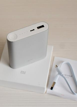 Xiaomi Mi Power Bank 10400 mAh + ПОДАРОК