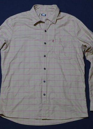 Рубашка levis skateboarding riveter shirt 29799 casual