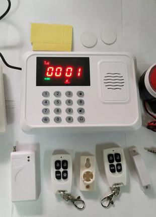 GSM сигнализация G1 + ПОДАРОК