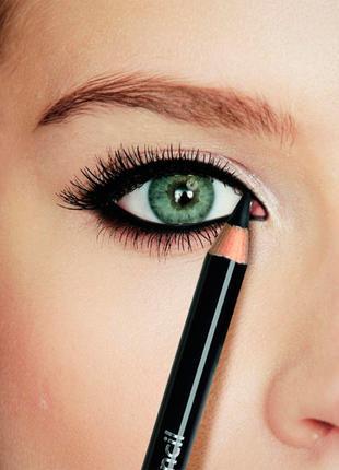 Водостойкий лайнер-карандаш для глаз