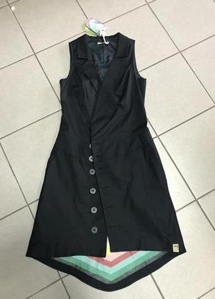 Жилетка платье плащ фирменный дорогой бренд skunkfunk размер 3...