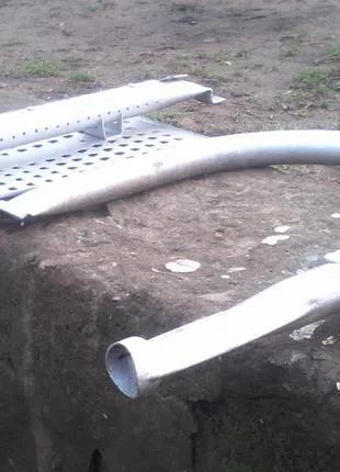 Верхняя и нижняя горелки в духовку газовой плиты брест1457