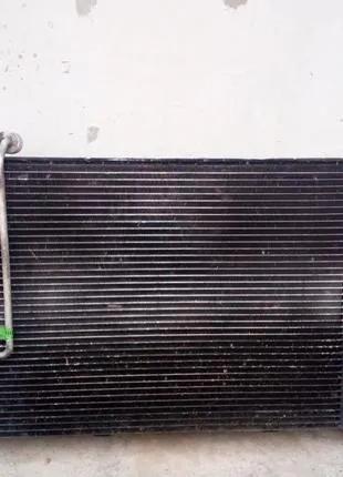 Радиатор кондиционера Рено Сценник, Мегано 2