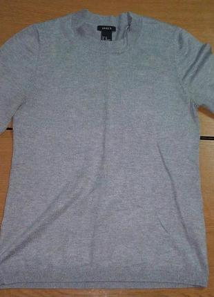 Серая кофточка кофта свитер