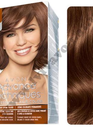 Розпродаж!!! avon стійка крем-фарба для волосся  шоколадний ша...
