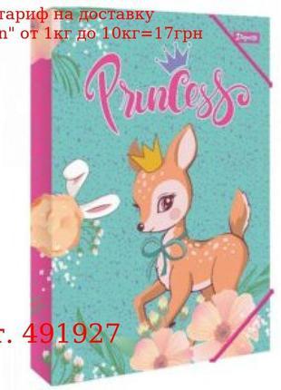 "Папка для труда 1 сентября картонная А4 ""Forest princesses"""
