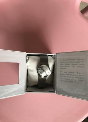 Часы наручные стильные фирменные дорогой бренд skagen оригинал