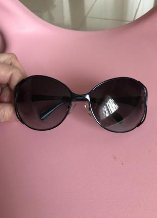 Очки солнцезащитные фирменные дорогой бренд calvin klein