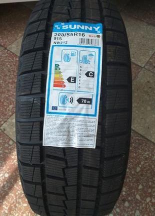Зимние шины Sunny NW312 205/55 R16 91S