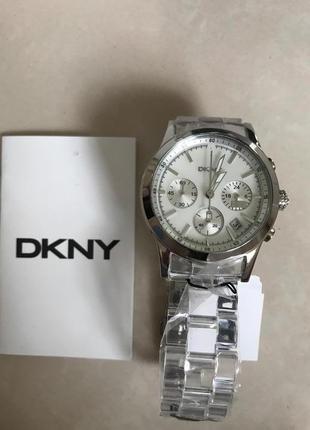 Часы наручные фирменные дорогой бренд dkny оригинал
