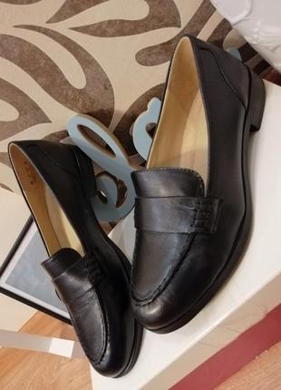 Туфли  кожаные  naturalizer