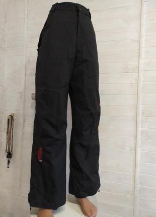 Зимние штаны для борда,лыж m-2xl