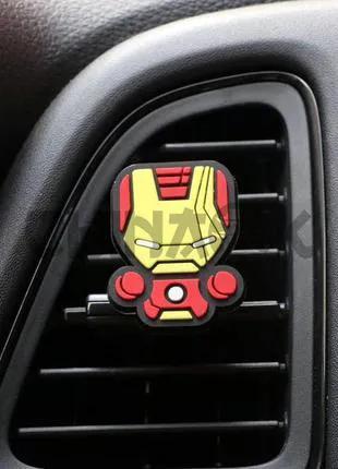 Освежитель воздуха в салон авто Iron Man