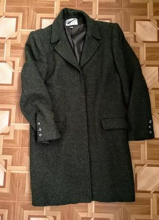 Шерстяное пальто house of fraser