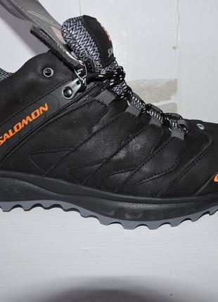 Оригинальные зимние термо кроссовки Salomon Ultra GTX
