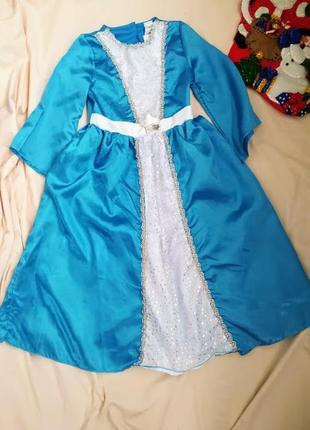🎄потрясающее платье звездочки , ангела 🎄5-6 лет