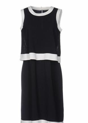 Платье фирменное стильное модное дорогой бренд armani jeans ра...