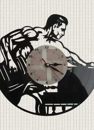 часы настенные спорт фитнес