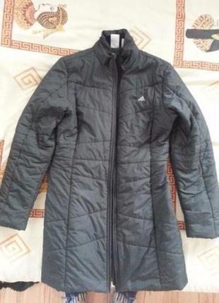 Adidas climaproof куртка пальто