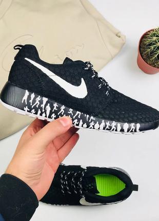 "Кроссовки Nike Roshe Run Dance ""Black"""