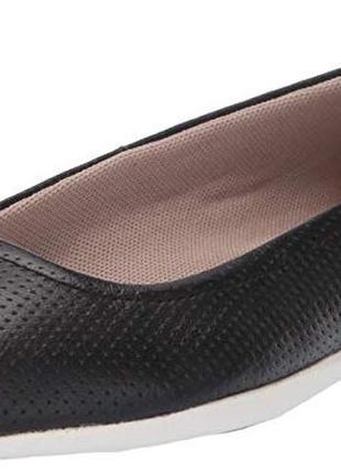 Балетки  42-43, 43-44  р туфли большого размера кожаные